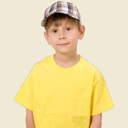 Gerade bei sportlichen Kids kommt unsere Kinder Basecap besonders gut an.