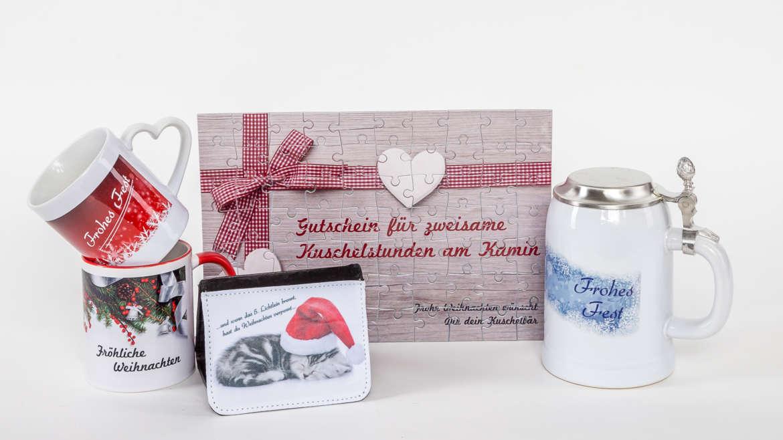 Kostenlose Geschenke zum Nikolaus
