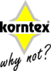 Korntex - Label für Berufs und Arbeitskleidung zum bedrucken