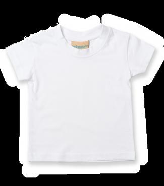 Baby T-Shirt Weiß | 0/6 Monate