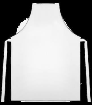 Grillschürze Weiß | One size