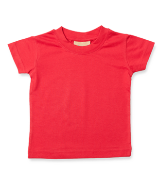 Baby T-Shirt Rot | 6/12 Monate