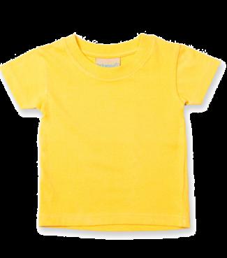 Baby T-Shirt Gelb | 6/12 Monate