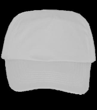 Kinder Basecap Weiß | One size