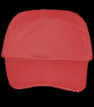 Kinder Basecap Rot   One size