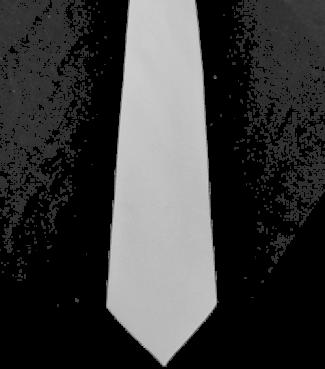 Krawatte Silber | One size