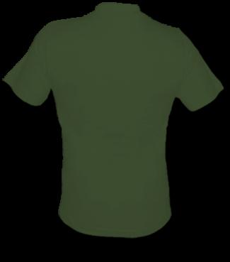 T-Shirt V Grün | L