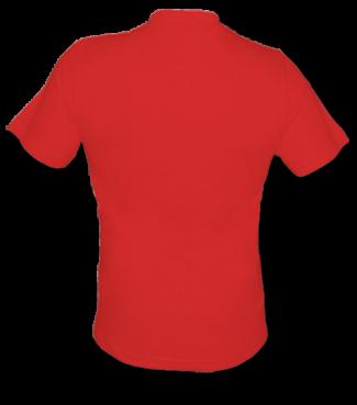 T-Shirt V Rot | XXL