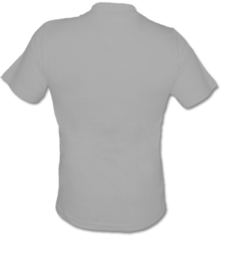 T-Shirt V Grau | XXL
