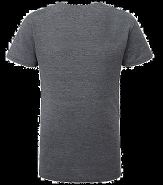 Mädchen V  Shirt Grau | 152