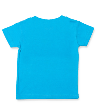 Baby T-Shirt Turquoise | 6/12 Monate