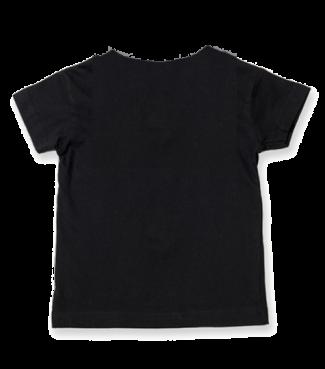 Baby T-Shirt Schwarz | 0/6 Monate