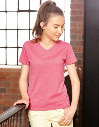 Mädchen V  Shirt