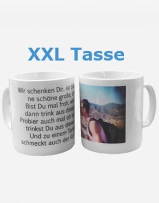 XXL Tasse